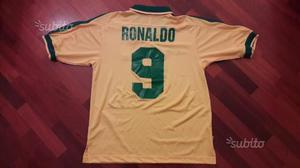 Maglia originale Brasile Ronaldo
