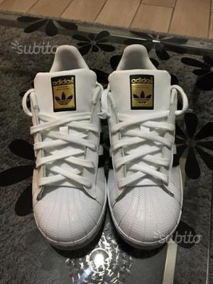 Scarpe donna Adidas Superstar originali tg. 40
