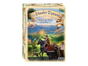 The Staufer Dynasty Board Game *English Version*