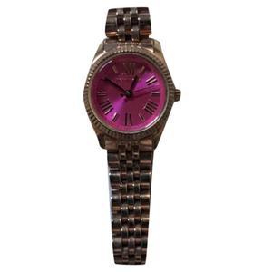 orologio oro rosa acceso
