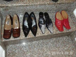 Affare 4 paia scarpe nr.37