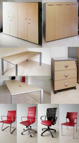 Arredamento completo per piadineria varese posot class for Arredamento ufficio design