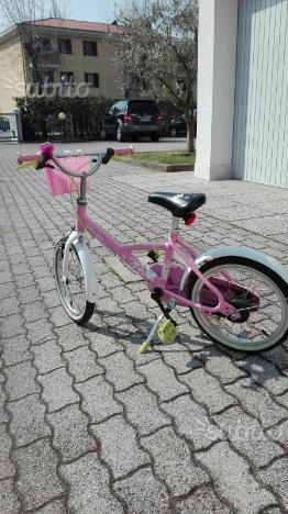 Bici bimba 4/6 anni