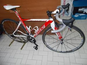 Bici in Carbonio Sintesi M2 Sram Red Mavic FiziK