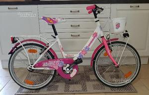 Bicicletta da Bambina LOMBARDO