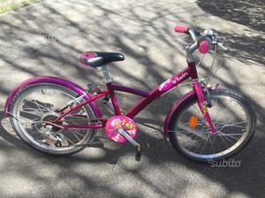 Bicicletta da bambina dai 7 anni