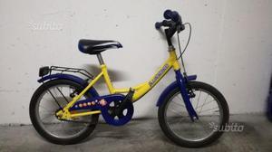 """Bicicletta da bambino con ruote 16"""""""