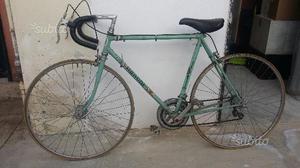 Bicicletta da corsa Bianchi anni'60
