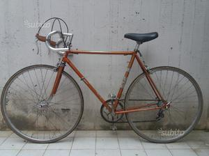 Bicicletta da corsa d'epoca Bianchi Ghisallo
