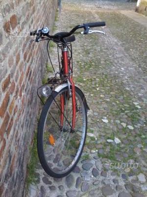 """Bicicletta da donna, """"28"""" con marce, velocissima"""