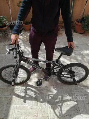 Bmx e mountain bike