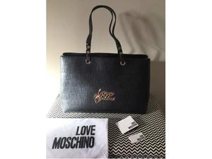 Borsa I Love Moschino by Moschino