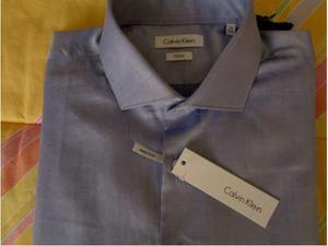Camicia nuova marca Calvin Klein taglia 39 Ed.lim.