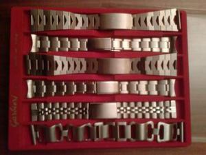 Cinturini in acciaio