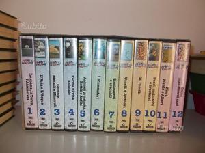 Dimmi perche' - 12 vhs - video enciclopedia