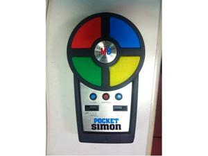 POCKET SIMON MB vintage fine anni 70