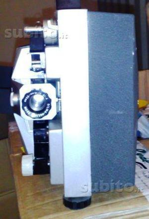 Proiettore super 8 mm Silma