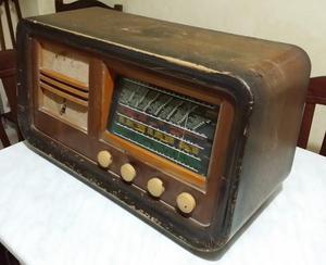 Radio VINTAGE anni 40 SIEMENS OLAP S648N a valvole Euro 200