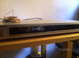 Sintonizzatore Vintage Radio Technics ST S4
