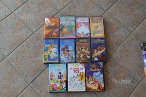 VHS Disney e Pokemon