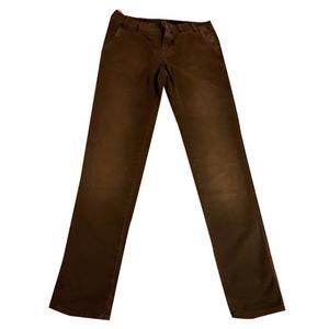 pantaloni in cotone bimbo taglia 10 anni