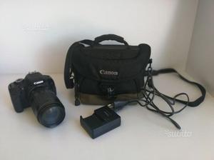 Canon EOS 600D + Obbiettivo Canon