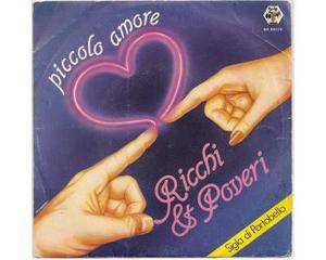 Disco_ Ricchi e poveri, Piccolo amore