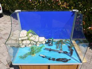 Roccia finta posot class for Acquario per tartarughe