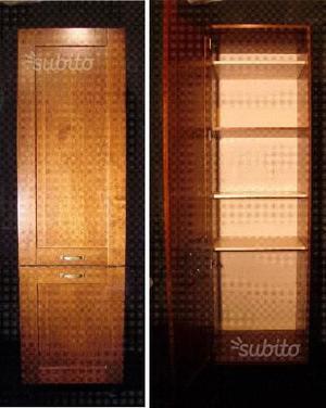 Colonna Dispensa in legno (Lube)