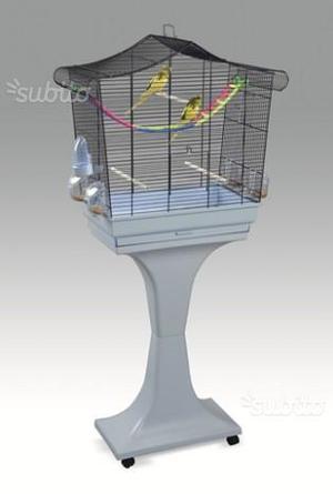 Gabbia a voliera per uccelli