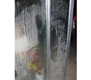anta per vasca in vetro