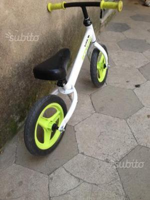 Balance bike (Bici senza pedali)