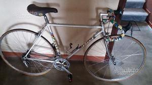 Bici DA CORSA LINO CAMBIO CAMPAGNOLO NUOVO RECORD
