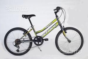 Bici INTEGRAL 24 mtb nuova
