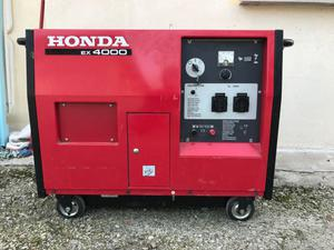Generatore di corrente a 3kw 220 volt posot class for Generatore di corrente honda usato