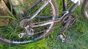 Mountain bike whistle usata poco