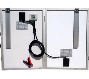 Pannello fotovoltaico poly 12v 100w usato posot class - Pannello fotovoltaico portatile ...