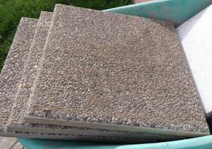Piastrelle da esterno prezzi elegant mattonella zigrinata x