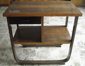 Scrivania tavolino console scrittoio vintage