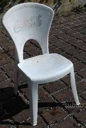 Stock 100 sedie impilabili usate da ristorazione | Posot Class