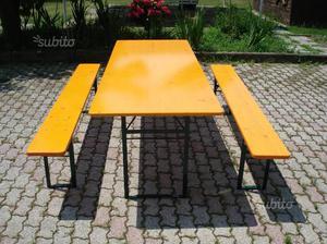Ricambi per set birreria posot class - Panche e tavoli pieghevoli ...
