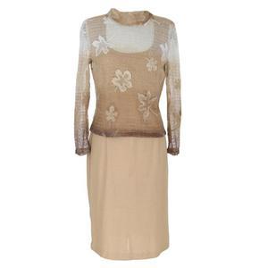 pierre cardin paris vintage tunic women dress