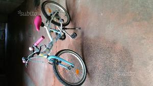 Bicicletta da bambina ruota 20cm
