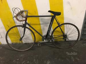 Biciclette in discrete condizioni