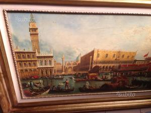 Olio su tavola Venezia