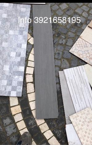 Pavimento da bagno effetto legno perchiusura
