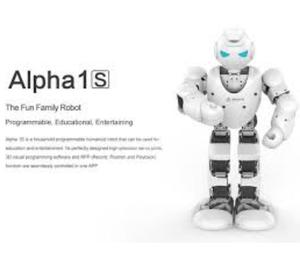 ROBOT ALPHA1 S NUOVO IN SCATOLA