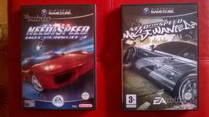 Game cube need for speed saga 4 giochi