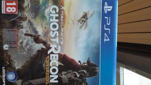 Ghost recon wildlands e star wars battlefront 2