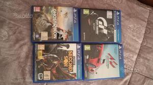 Giochi PlayStation 4 ps4